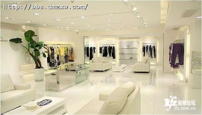 6平方服裝店裝修