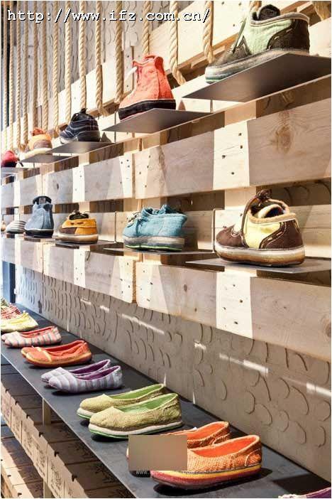 鞋店装修设计